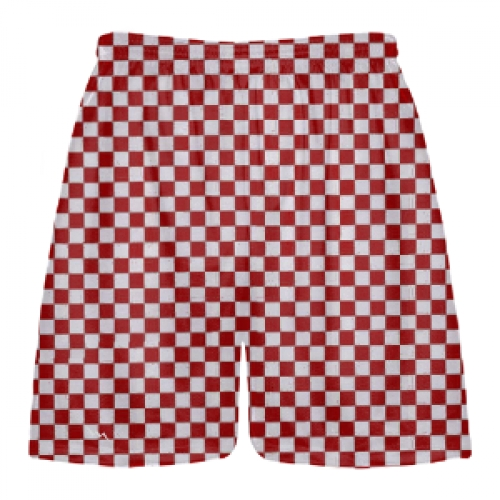 Red+Checker+Board+Shorts
