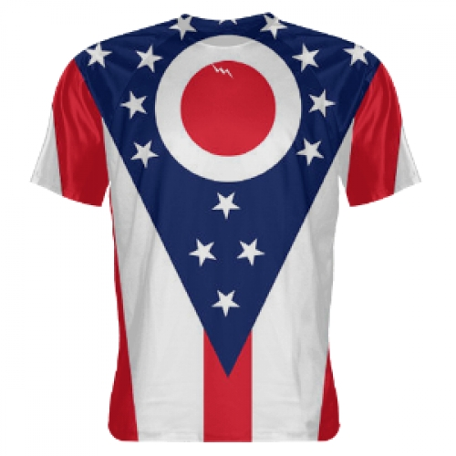 Ohio+Flag+Shooter+Shirts