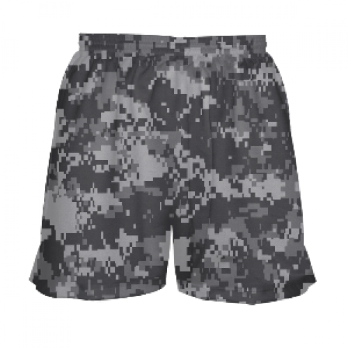 Girls+Digital+Camouflage+Shorts