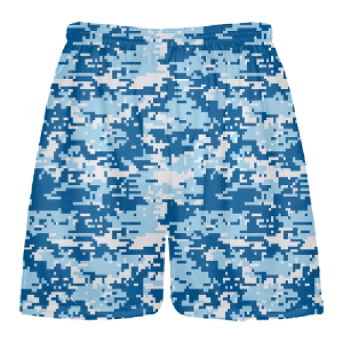 Blue+Camo+Lacrosse+Shorts+-+Digital+Camouflage