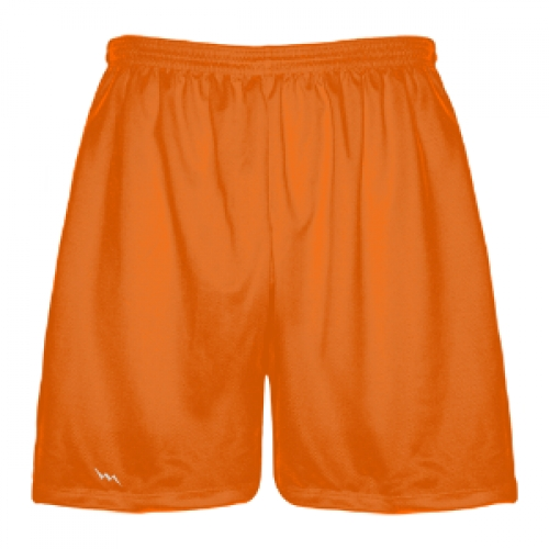 Orange+Lacrosse+Shorts