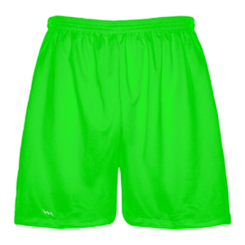 Neon+Green+Lacrosse+Shorts