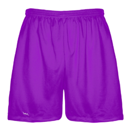 Purple+Lacrosse+Shorts