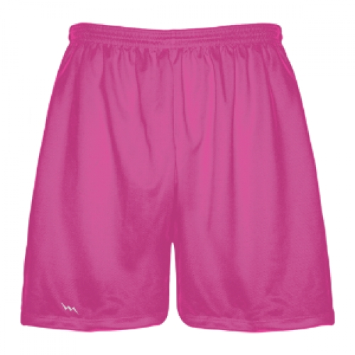 Hot+Pink+Mens+Lacrosse+Shorts