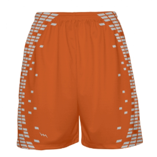Orange+Basketball+Shorts
