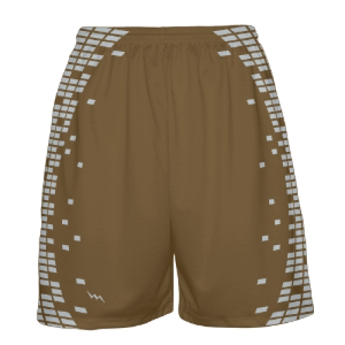 Brown+Basketball+shorts