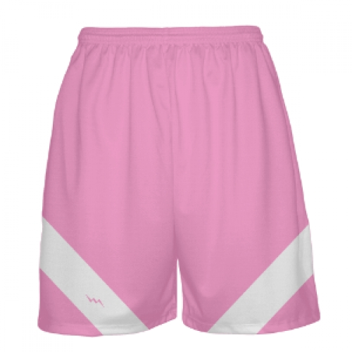Pink+Basketball+Shorts