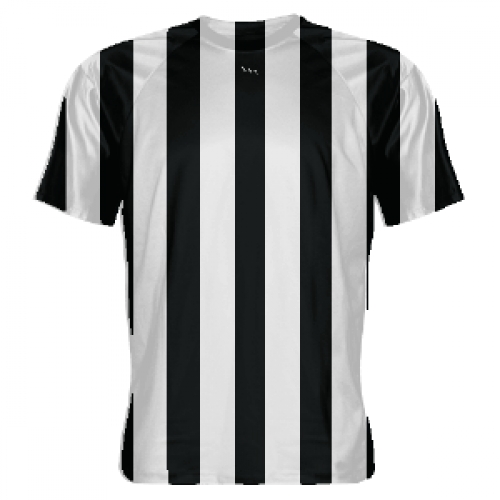 Black+and+White+Striped+Soccer+Jerseys
