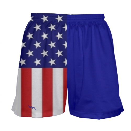 Girls+lacrosse+shorts+stars+and+stripes