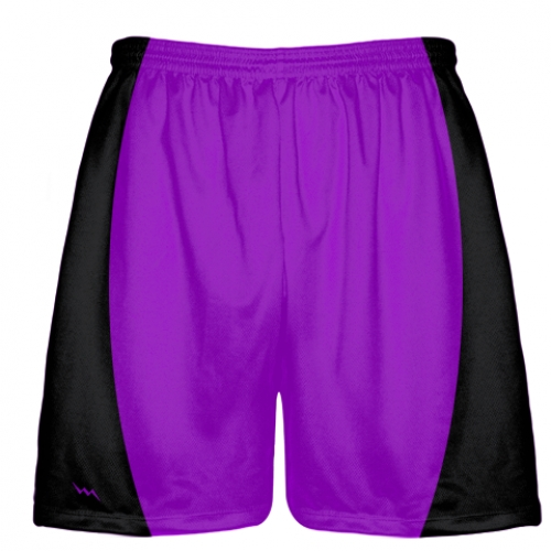 Custom+Purple+Football+Shorts