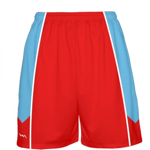 Red+Basketball+Shorts