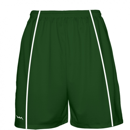 Forest+Green+Basketball+Shorts