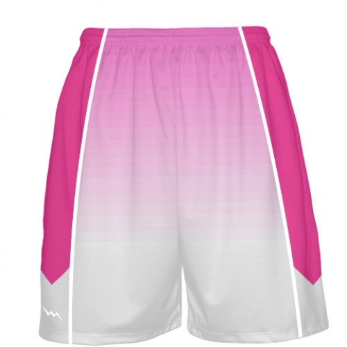 Hot+Pink+Basketball+Shorts