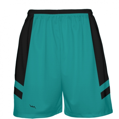 Turquoise+Basketball+Shorts