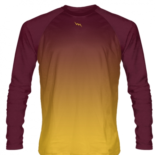 Create Your Own Long Sleeve Basketball Shooter Shirts