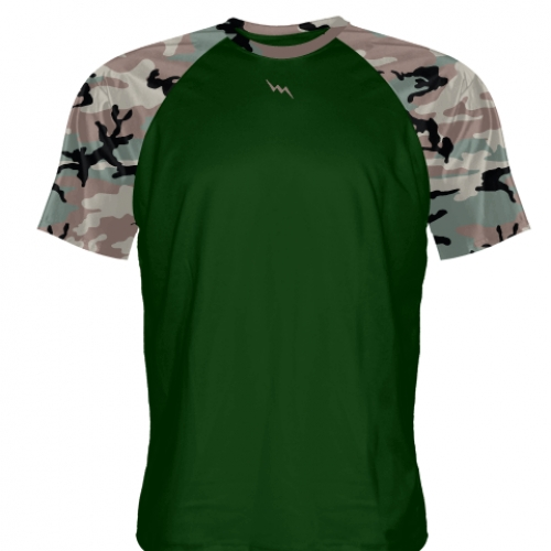 Dark+Green+Camouflage+Shooter+Shirts