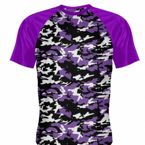Purple+Camouflage+Shooting+Shirts
