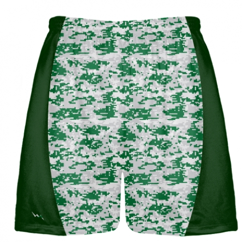 Dark+Green+Gray+Digital+Camouflage+Lacrosse+Shorts