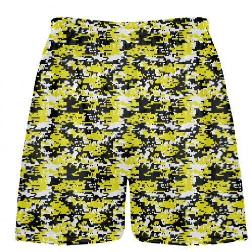 Volt+Digital+Camouflage+Lax+Shorts