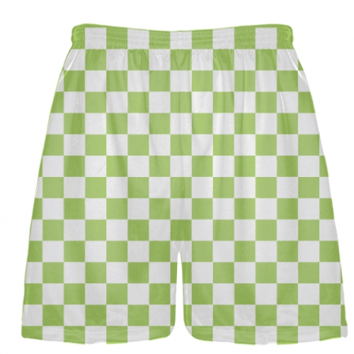 Lime+Green+Checker+Board+Shorts