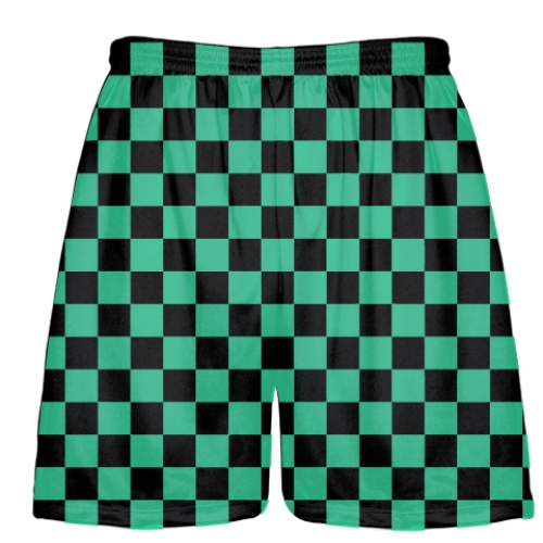 Teal+Checker+Board+Shorts