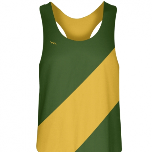 Forest+Green+Field+Hockey+Pinnies
