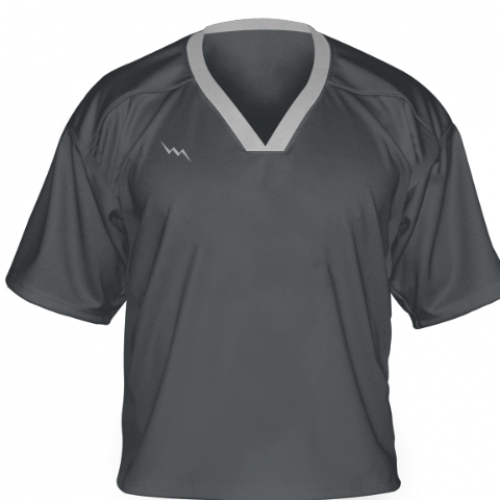 Charcoal+Grey+Lacrosse+Jerseys