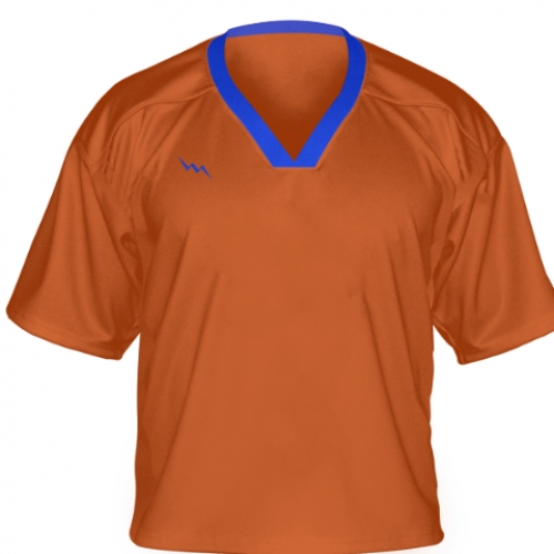 Orange+Lacrosse+Jerseys