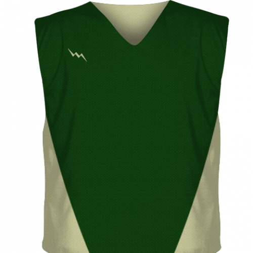 Forest+Green+Collegiate+Cut+Reversible+Jerseys