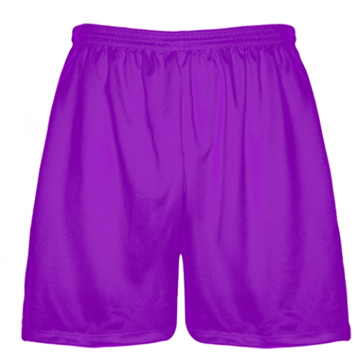 Purple+Baseball+Workout+Shorts