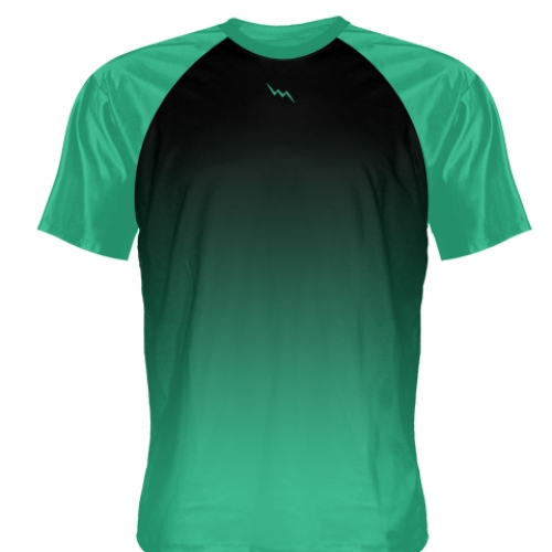 Teal+Baseball+Warmup+Shirts
