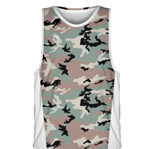 Green+Camouflage+Basketball+Jerseys