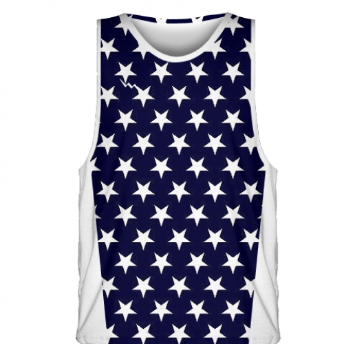Blue+Stars+Basketball+Jerseys