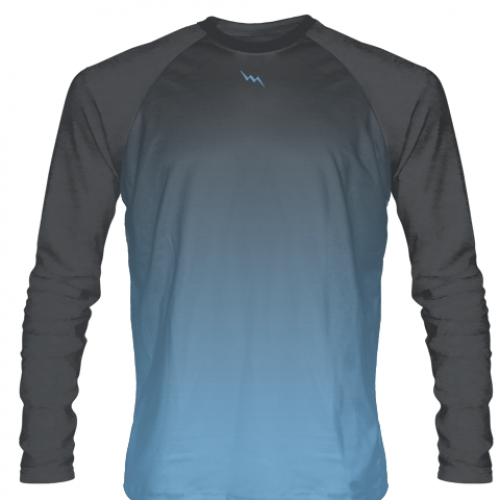 Columbia+Blue+Long+Sleeve+Hockey+Shirts