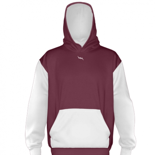 Maroon+Basketball+Sweatshirts