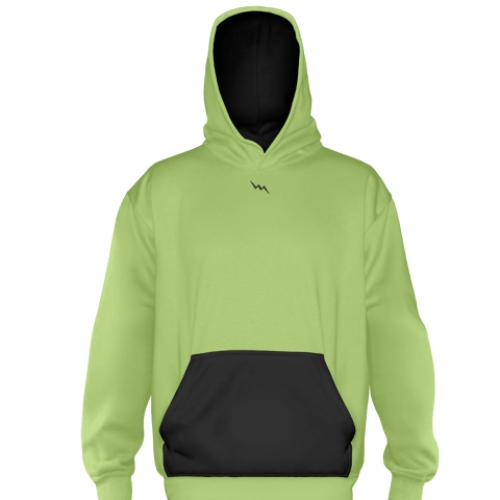 Lime+Green+Lacrosse+Sweatshirts
