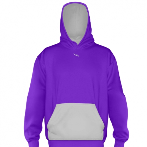 Purple+Lacrosse+Sweatshirts