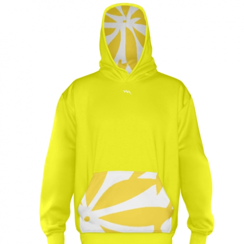 Yellow+Lacrosse+Sweatshirts
