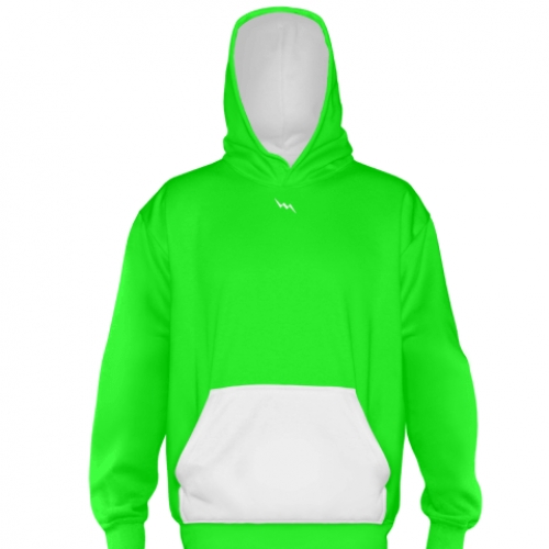 Neon+Green+Field+Hockey+Sweatshirts