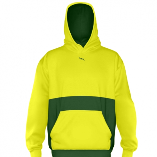 Yellow+Custom+Soccer+Sweatshirts