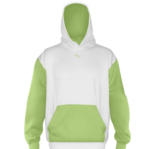 Lime+Green+Ice+Hockey+Sweatshirts