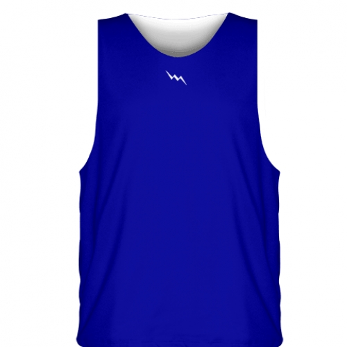 Royal+Blue+and+White+Basketball+Pinnies