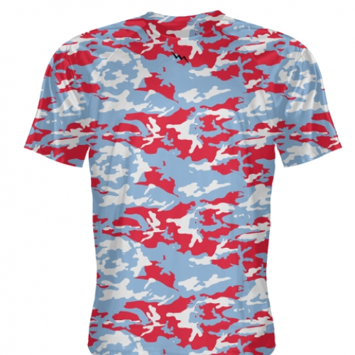Red+Light+Blue+Camouflage+Basketball+Shooter+Shirts