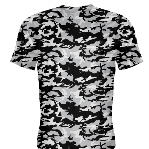 Silver+Black+Camouflage+Basketball+Shooter+Shirts