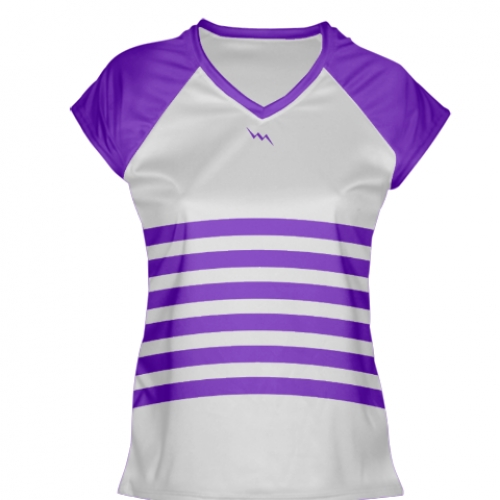 Purple+Womens+Lacrosse+Shirts