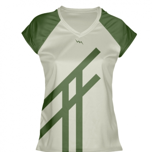 Hunter+Green+Womens+Lacrosse+Shirts