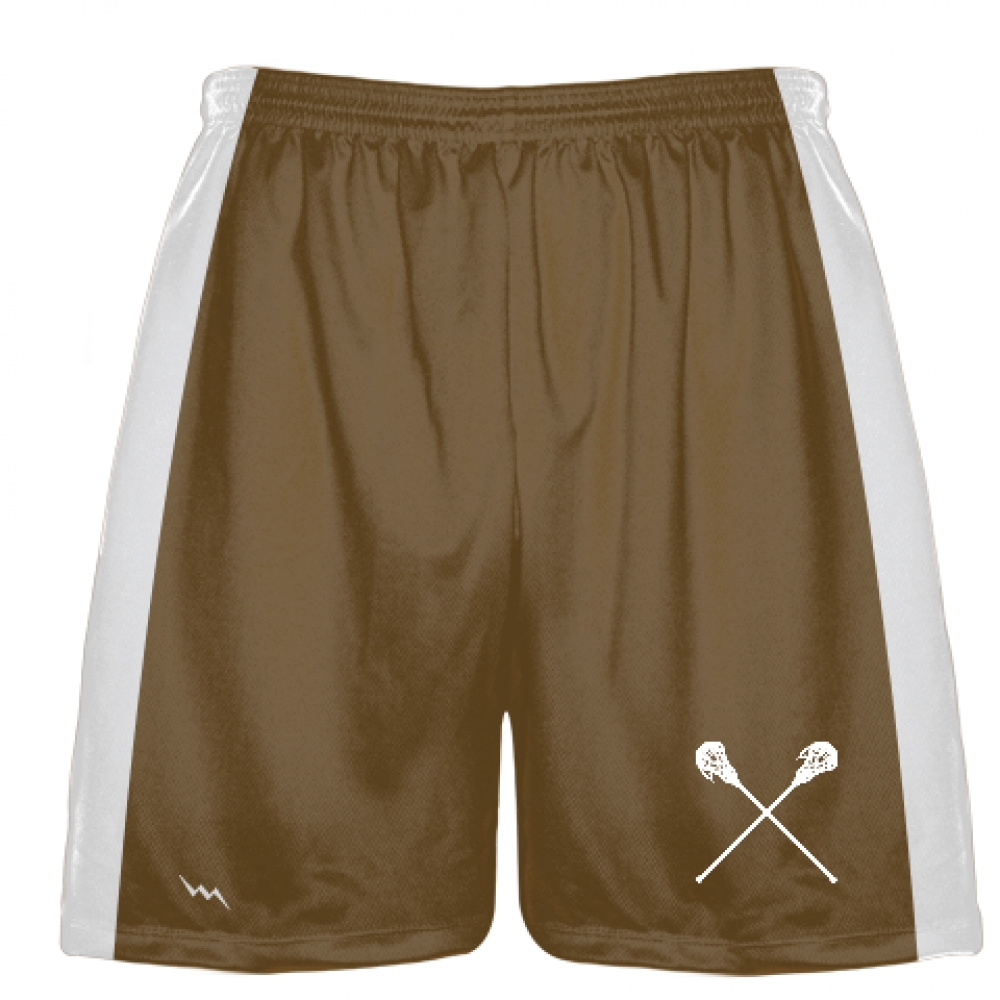 Brown+Lacrosse+Short