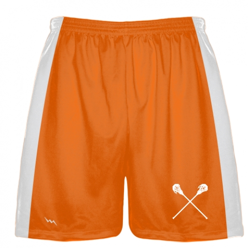 Orange+Lacrosse+Short