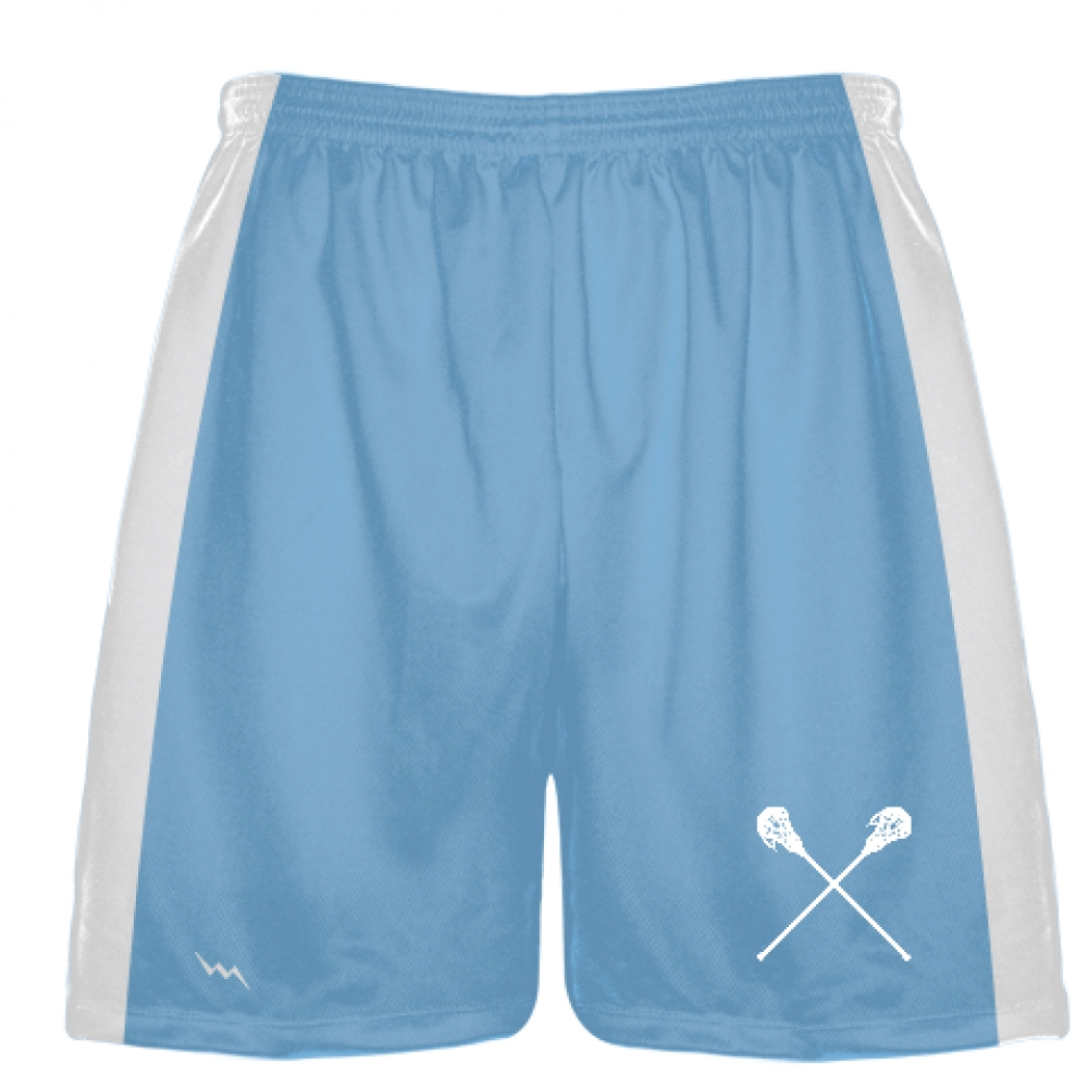 Columbia+Blue+Lacrosse+Short