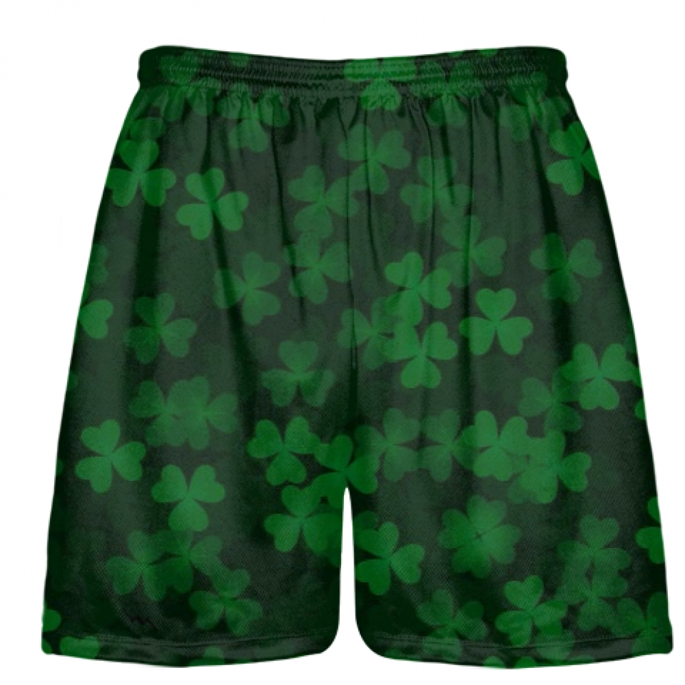 Repeat+Shamrock+Shorts